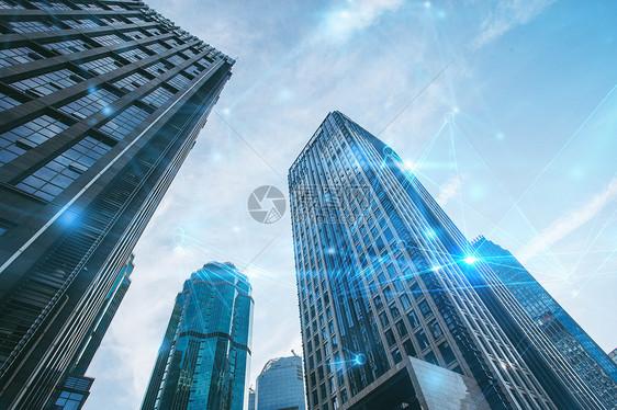 现代科技信息大楼图片
