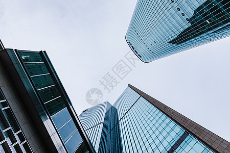 上海陆家嘴商业大气大厦图片