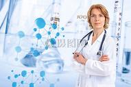 医疗服务实验室图片