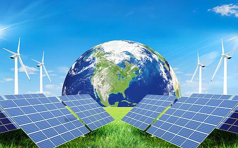 能源海报图片