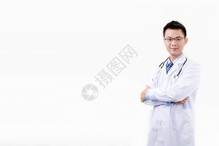 医生男护士形象动作手势图片