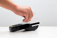 支付刷卡POS机图片