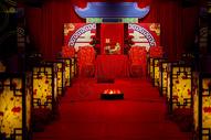 中式传统婚礼图片