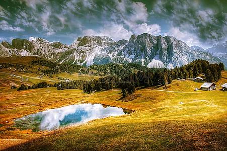 意大利白云岩图片
