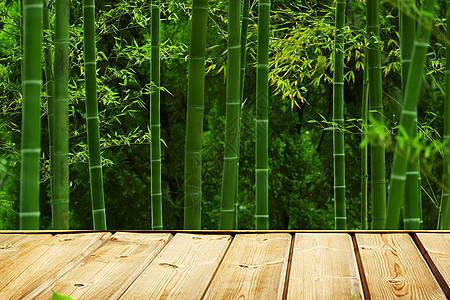 竹林背景图片