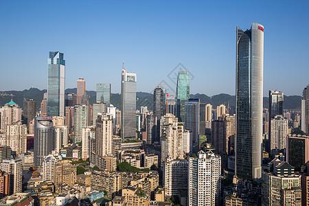 重庆解放碑商务区图片