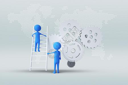 企业内部结构齿轮图图片