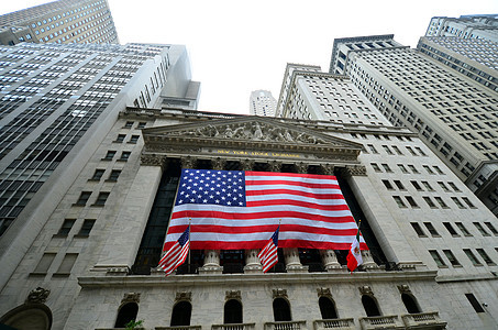 美国纽约证券交易所图片
