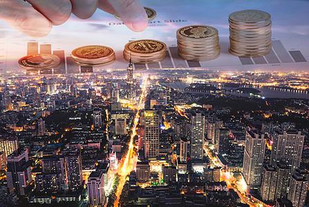 城市发展与金融投资图片
