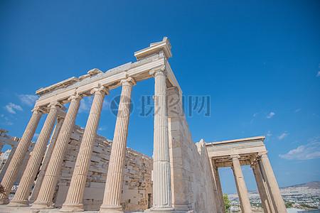 雅典圣庙图片