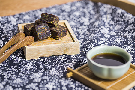 云南美味古法秘制黑糖图片