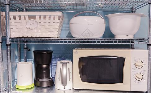 家居生活厨房家电图片