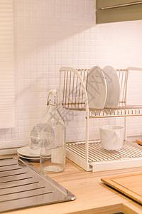 家居生活厨房用具容器图片