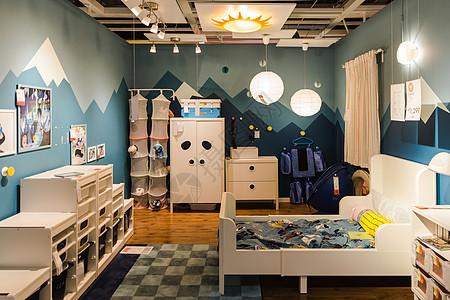 家居儿童房装修设计图片