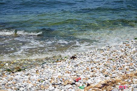 夏天日本海边图片