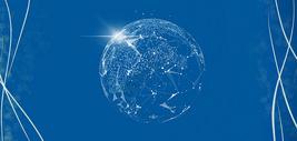 地球芯片数据传送图片