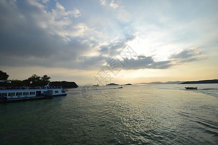 鼋头渚风景-太湖图片