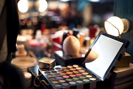 化妆台图片