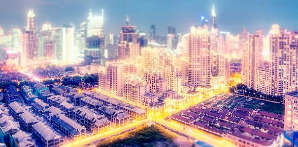 繁华城市图片