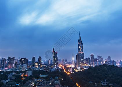 南京城市图片