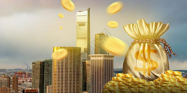 金融风暴图片