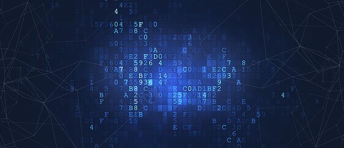 信息数据背景图片