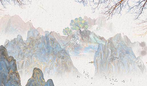 中国山水高清图片