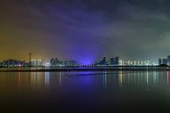 厦门城市夜景图片