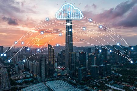 WIFI连接城市图片