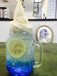 夏天清凉解暑的美味饮品图片