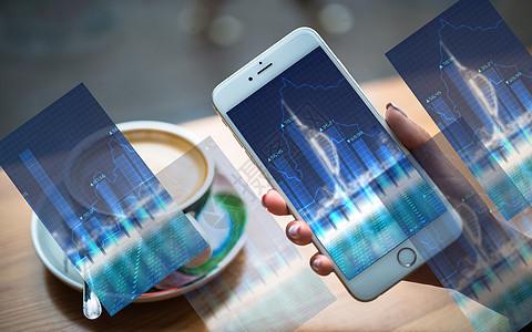 移动互联网高科技电子设备图片