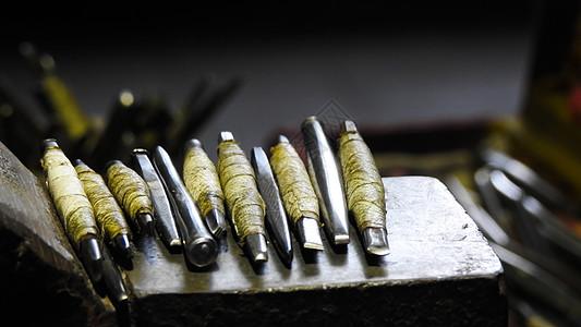 金属雕刻工具图片
