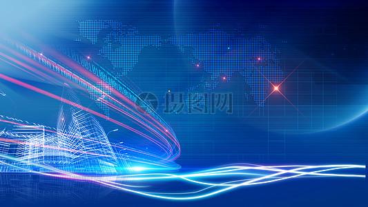 科技世界图片