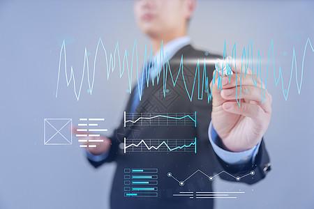 商务金融信息科技图片