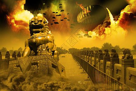 卢沟桥事件背景——血的教训图片