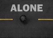 独孤的人图片