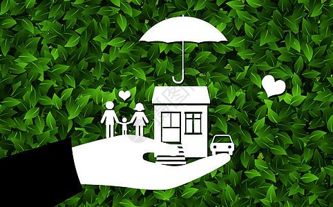 家庭保险服务图片