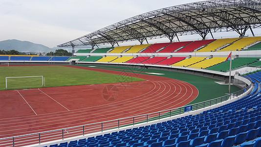宽敞体育场图片