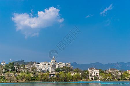 欧式城堡酒店图片