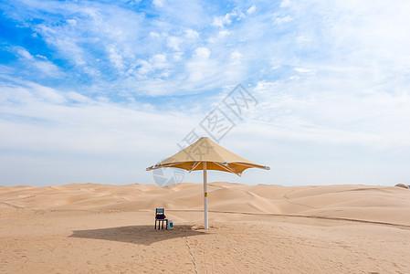 内蒙古响沙湾沙漠风光图片