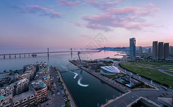 大连星海广场图片