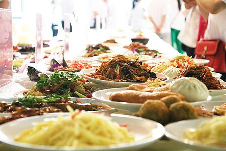 满汉全席美食大餐经典美味图片