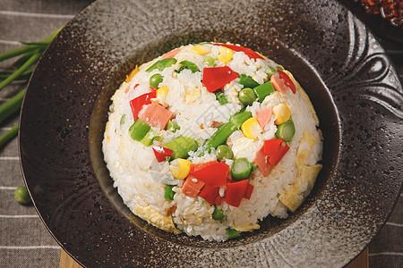 蛋炒饭图片