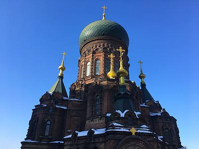 圣·索菲亚大教堂图片