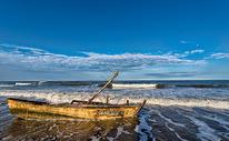 昌黎黄金海岸美景图片