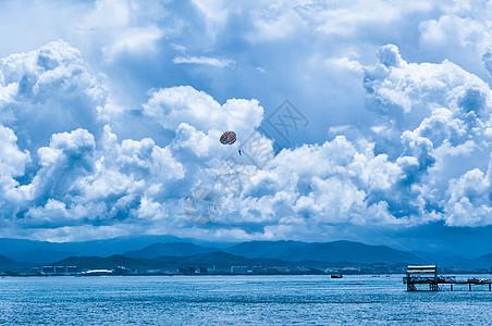 美丽的海南西岛图片