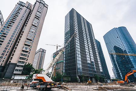 建筑工地环境图片