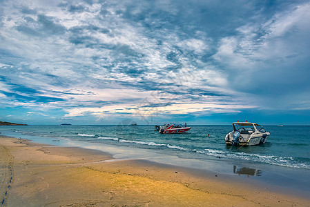 美丽的泰国苏梅岛图片