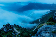 括苍山云海图片
