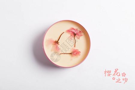 樱花之吻 慕斯图片